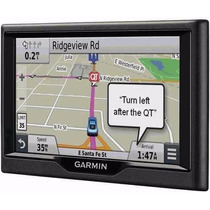 Gps Garmin Nuvi 57 New Modelo 2015 + Mapas Mercosur Completo
