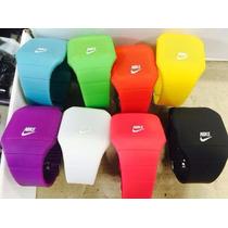 Relogio Digital Feminino Masculino Nike Led Watch