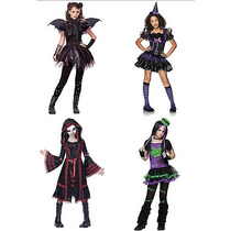Disfraz Horror Niña Terror Halloween Miedo Adolescente