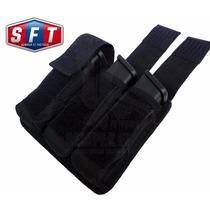 Porta Cargador De Pistola Triple Molle Semper Fi Tactical®