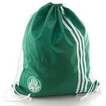 Mochila Sacola Palmeiras Adidas Verde