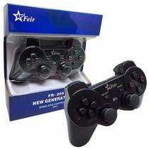 Controle Ps3 Dualshock 3 Joystick Play 3 Sem Fio Feir
