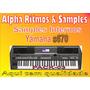 Samples Interno-03 S-670 +51 Ritmos + 28 Timbres