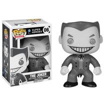 Funko Pop Joker Quinn Exclusivo Blanco Y Negro Dc Guason