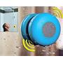 Parlante Bluetooth Para Ducha Resistente Al Agua Auto Hogar