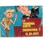 Lp Tres Patines La Tremenda Corte Leopoldo Fernandez Anibal