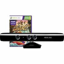 Sensor Kinect + 1 Jogo Para Console Modelo Xbox 360