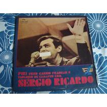 Sergio Ricardo - Lp - 1973