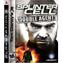 Splinter Cell Double Agent Ps3 Master_games