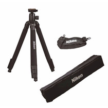 Tripé Nikon Original 160cm Exclusivo Pronta Entrega