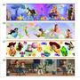 Guardas Autoadhesivas Infantiles Para Pared,stickers