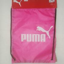 Maravilloso Gymsack Puma Original!! - 008