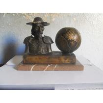 Escultura De Bronce Don Quijote