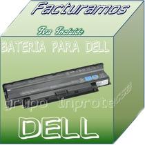 Bateria Laptop Dell Modelo W7h3n Garantia 1 Año