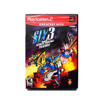 Sly Cooper 3 Honor Among Thieves Nuevo Ps2 - Playstation 2