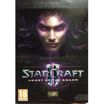 Starcraft 2 Heart Of Swarm Juego Dvd Castellano Sellado