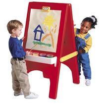 Caballete Doble Infantil Niños Arte Pintar Little Tikes Pm0