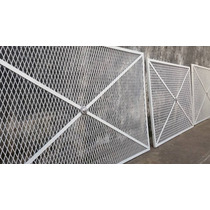 Rejas En Metal Desplegado Oferta Medida 110 X 150