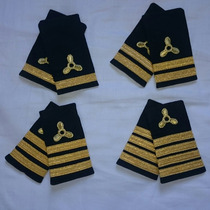 Caponas Marina Mercante - Todos Los Rangos