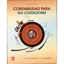 Contabilidad Para No Contadores 2ed - Guajardo Y Andrade