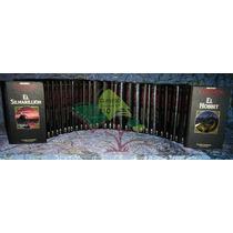 29 Libros Biblioteca Tolkien Colección Completa