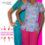 Uniformes Medicos, Promoción Unicolor+estampado