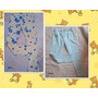 Pantalon Leggins De Niña Cotton Lycra Estampado Talla 14