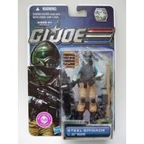 Gi Joe 30th - Steel Brigade - G.i. Joe Trooper