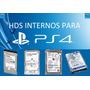 Hd 500gb Interno Para Ps3 Ps4 Notebook Netbook