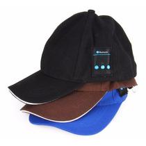 Audifonos Inalambricos Bluetooth Gorra 5 Pzas Manos Libres