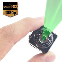 Mini Camara Espia Fullhd Vision Nocturna, Detector De Movimi