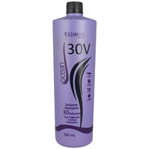Água Oxigenada Super Matizadora 30 Volumes 900ml Ocean Hair