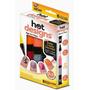 Decorador De Uñas Hot Designs, Esmaltes 6 Colores / Fernapet
