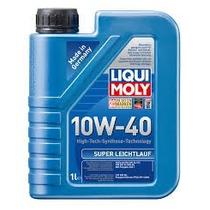 Aceite Sintetico 10w-40 Super Leichtlauf 1 Litro Liqui Moly