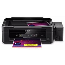 Impresora Multifuncional Epson L355 Wifi Usb Tinta Continua