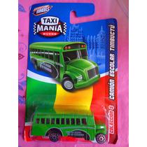 Taxi Mania Carro Camion Escolar Timbuctu