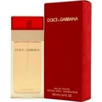 Perfume Feminino Dolce & Gabbana Red 100ml Vermelho Promoção