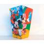 Cono Para Pochoclos - La Casa De Mickey Mouse (pack X50)