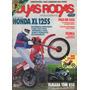Duas Rodas N°204 Honda Xl 125s Yamaha Tdm 850