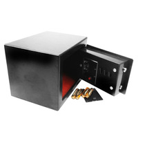 Cofre Digital Segurança Eletronico Ferro Camuflado