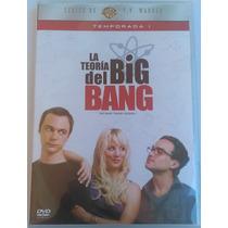 La Teoría Del Big Bang Dvd Temporada 1