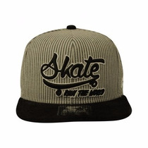 Boné Starter Skate Snapback Run The World Original