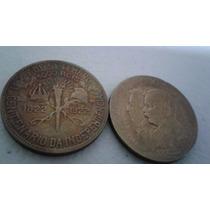 Moeda 1000 Réis 1922 Centenário Independência- Frete Grátis