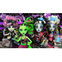 Monster High Zombie Shake ( Incluye 4 Muñecas )