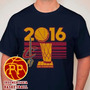 Remera Estampada Nba Cleveland Cavaliers Finals Lebron James