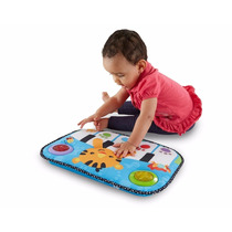 Piano Fisher Price Pataditas Musicales Luces Y Sonidos
