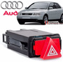 Botão Comando Pisca Alerta Audi A3 1998 Até 2003 - 9 Pinos