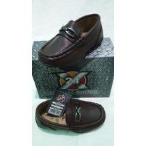Zapatos Casuales De Niños X21