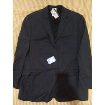 Blazer Ralph Lauren Cinza Escuro. Importado - Novo. 50l / 60
