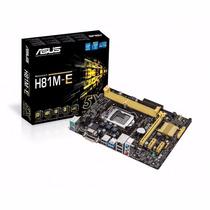 Motherboard Asus H81m-e Socket Intel Lga 1150